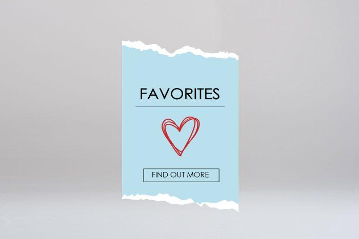 Most Favorites
